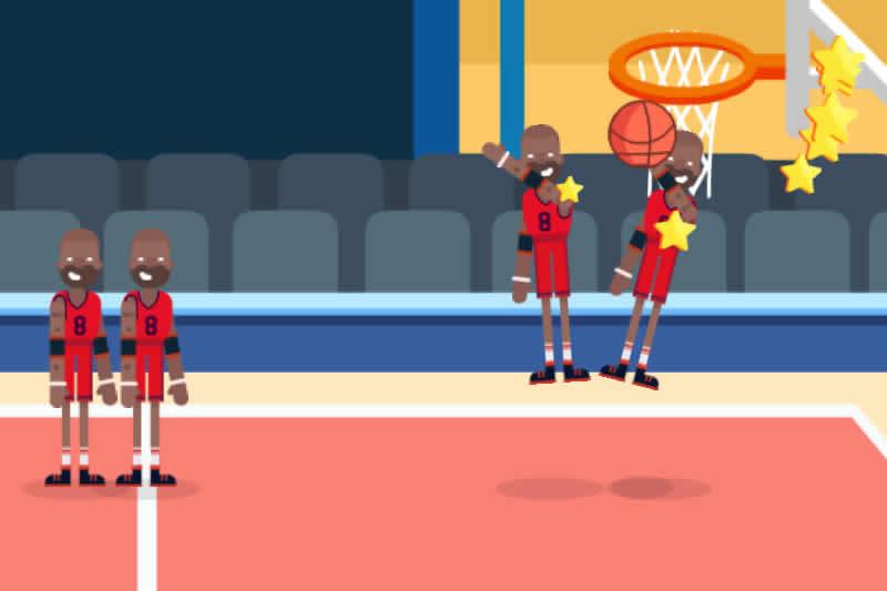 Jump Basket 4