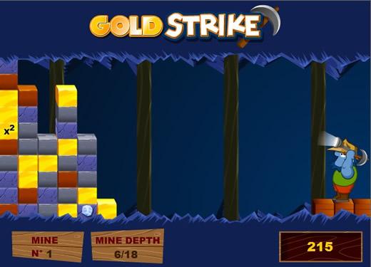 Goldstrike Vollbild