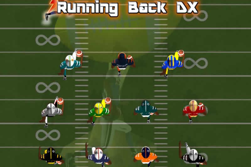 Running Back 5