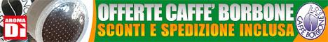 Cialde Borbone, Cialde Lavazza, Cialde Lollo